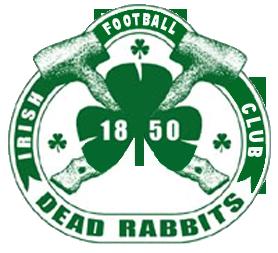 Vereinswappen: Dead Rabbits FC