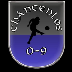 Vereinswappen: Chåncenløs 0-9