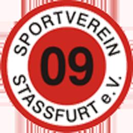 Vereinswappen: SV09 Staßfurt