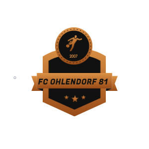 Vereinswappen: FC Ohlendorf 81